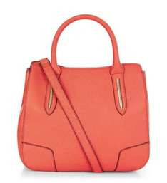 New Look Orange Structured Bag, Was £18.99, Now £8 (£3.99 del / collect +)