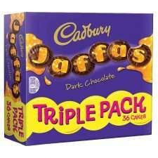 Jaffa Cakes Triple Pack 50p at Poundstretcher