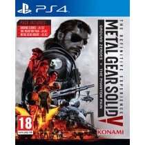 Metal Gear Solid V: The Definitive Experience PS4/XB1 £24.75 @ The Game Collection