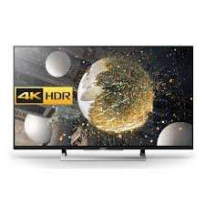 Sony KD55XD8577SU Silver - 55inch 4K Ultra HD TV, Smart, LED, Freeview HD, WiFi, 4x HDMI Ports @ Co Op  £1069.99 (with code)