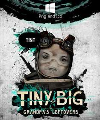 Tiny and Big: Grandpa's Leftovers 79p @ Steam via Humble Store
