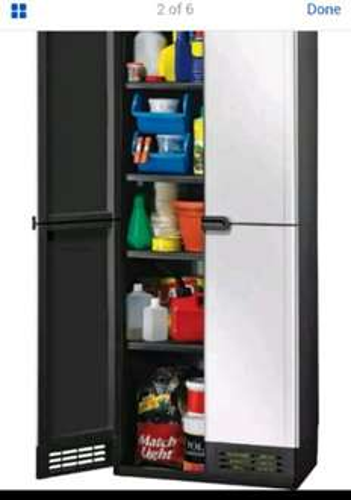 keter utility storage unit £40.99 @ Argos eBay outlet
