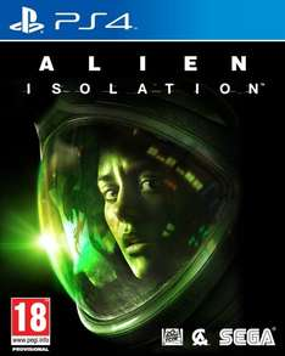 Alien isolation ps4 £9.99 Prime / £11.98 Non Prime @amazon