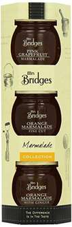 Amazon S&S Mrs Bridges 3 Mini Marmalade Pack (Pack of 4, total 12 jars) just £2.08 on S&S