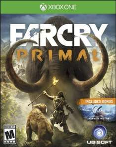 Far Cry Primal £17.99 on Xbox store uk, Plus many more