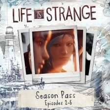 Life is Strange Season Pass PS4 £7.99 Playstation Store