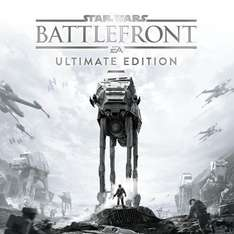 Star Wars Battlefront Ultimate Edition (incl Season Pass) PS4 only £39.99 @ PSN / £35.14 at CDKeys