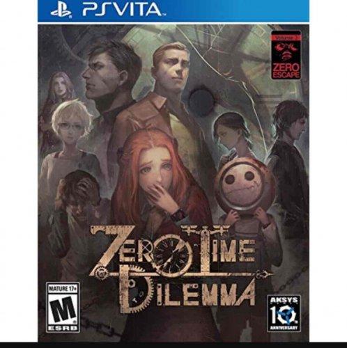 zero escape: zero time dilemma (ps vita) £21.99 @ psn UK