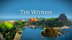 The Witness PS4 only £17.99 @ PSN w/ Pro patch incoming