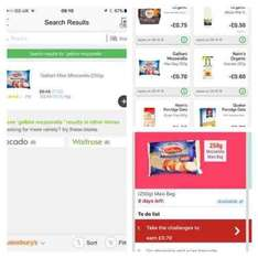 FREE plus profit Mozzarella from cashback apps and coupon from Sainsbury's