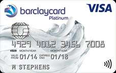 Barclaycard Platinum Travel Credit Card with no Foreign Transaction Fee (includes Free Cash Withdrawal till Aug 31, 2018)
