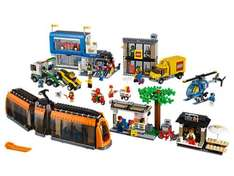 LEGO City - City Square - 60097 was £104.97 now £79.97 at ASDA (RRP £139.99)