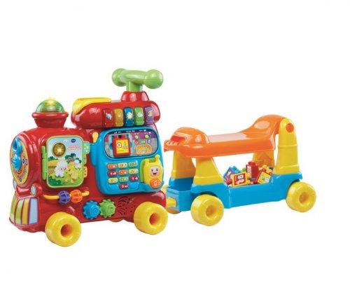 VTECH BABY PUSH & RIDE ALPHABET TRAIN £34.99 @ Amos
