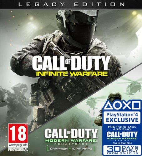 Call of Duty: Infinite Warfare - Legacy PS4  Edition incl MW Campaign £69.85 @ shopto