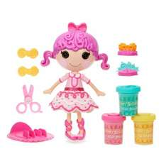Lalaloopsy Glitter Hair Doll £23.99 @ The Entertainer - Free c&c