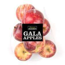 gala apples better then half price 50p @ Iceland