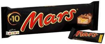 Mars 10 pack (338g total) £1.49 @ Farmfoods
