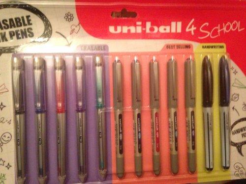 Uni-ball variety 12 pack £2.50 @ Tesco Ferndown