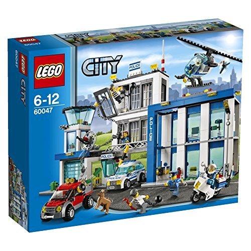 lego city police station 60047 £44.97 on Amazon