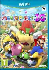 Mario Party 10 - New - £25.00 delivered - Tesco Direct (Original case artwork - NOT 'Selects' edition)