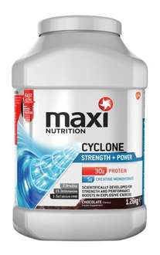 MaxiNutrition Cyclone 1.26kg Protein Powder  £15.00  Maxinutrition eBay Store