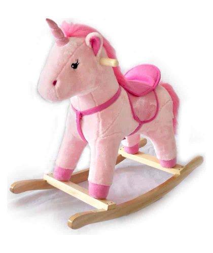 Chad Valley Unicorn Rocking Horse less than half price @ Argos - £32.99