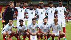 England Under 20's  £3 Adults £1.50 Children this Friday at Huddersfield Town, John Smiths Stadium