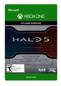 Halo 5 Guardians Digital Deluxe Edition Xbox One - Digital Code - £14.24 (With 5% FB code) @ CDKeys