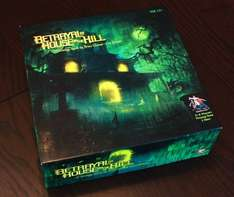 Betrayal at House on the Hill Board Game, £22.20 delivered - dispatched and sold by Book Depository / Amazon
