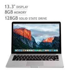 "Apple MacBook Pro Retina Display MF839B/A Costco £899.89 13.3"" 8GB RAM 128GB SSD 2yr warranty Costco"