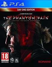 Metal Gear Solid V The Phantom Pain £12.64/ Uncharted 4 £25.69/ Divinity Original Sin Enhanced Edition£13.25/ Republique £9.45 (PS4) Delivered (As-New) @ Boomerang