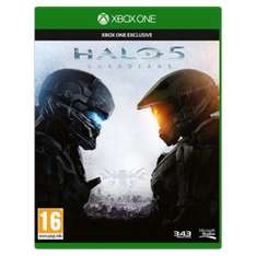 Halo 5 Xbox One: £14 at TESCO groceries