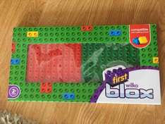 Duplo compatible 4 baseplate from Wilko - £1