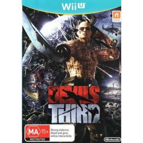 Devil's Third (Nintendo Wii U) - £10.00 @ Media Merch UK via eBay