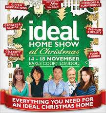 Free Ideal Home Show Tickets code from MSE