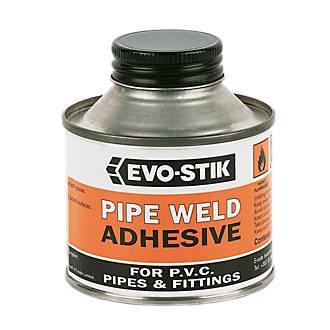EVO-STIK PIPE WELD ADHESIVE 250ML Was £4.99 Now £2.99 @Screwfix. Free C&C