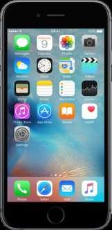 iPhone 6S 16GB (refurbished) FREE upfront, 3G data, unlimited calls and texts - £28.50pm / 24 months £684 at e2save