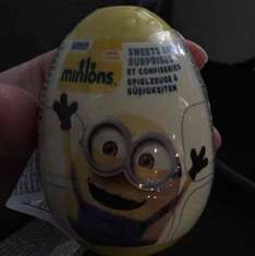 minions surprise eggs 3 for £1 @ Heron
