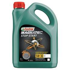 Castrol Mag 5W/30 and 10W/40 2L Half Price £9 @ Tesco online / in store