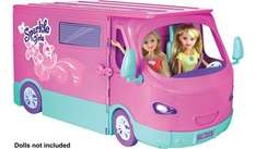 Half Price Toys at Asda George ie Sparkle Girlz Camper Van now £25 /Disney Princess Cinderella Fairy Tale My Size Doll - 38 inches Tall half price now £35