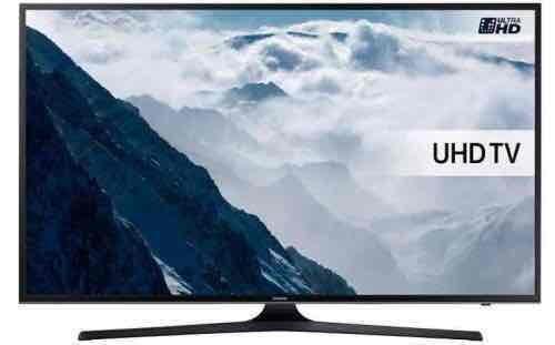 "Samsung U40KU6000 40"" Flat UHD 4K Smart TV - £429.99!!! at Ebuyer"