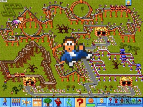 [Throwback Thriday] Theme Park (PC) - £1.89 - GoG