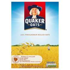 2kg Quaker Oats £2.19 @ Co-operative food