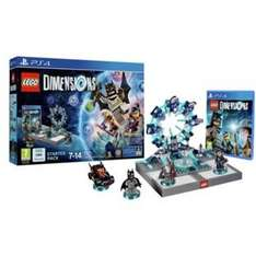 Lego Dimensions PS4/XBONE starter pack with free Fun pack £49.99 @ Argos