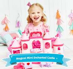 Magical Mimi Enchanted Castle was £25 now £12.50 (£1.50 c&c) @ Early learning centre
