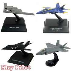 New-Ray Sky Pilot Die-Cast Figures £0.99 each - £5.94 (Case of 6) - Home Bargains