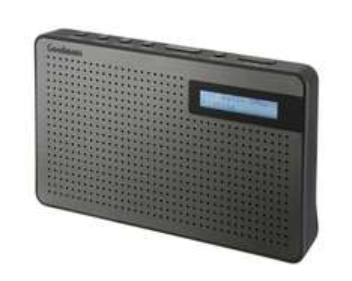 Goodmans Canvas DAB & FM Radio £23.75 WIth Free del @ My Memory (Using code)