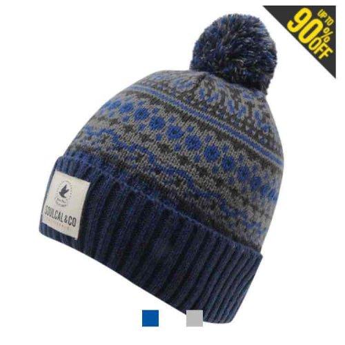 soul cal hat £2.99!! / £7.98 including c&c / del @ Sports Direct