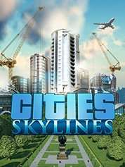 Cities: Skylines [PC game] £5.62 at Green Man Gaming (Steam)
