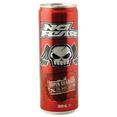 NO FEAR 250ML Energy Drink Was 29p Now 10p @ Poundstretcher